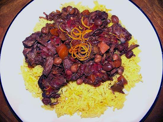Moroccan Beef Stew | Boomer Cuisine